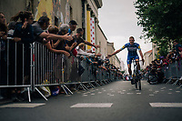Tim Declercq (BEL/Quick-Step Floors) at the Team presentation in La Roche-sur-Yon<br /> <br /> Le Grand D&eacute;part 2018<br /> 105th Tour de France 2018<br /> &copy;kramon
