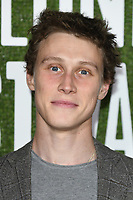 "George Mackay<br /> arriving for the London Film Festival screening of ""Been so Long"" at the Cineworld Leicester Square, London<br /> <br /> ©Ash Knotek  D3439  12/10/2018"