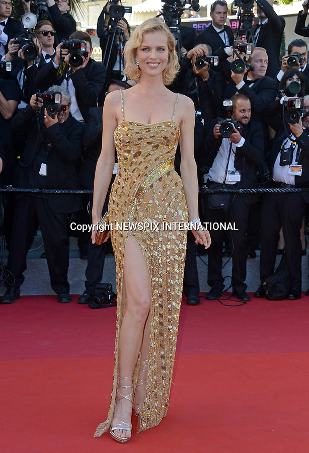 17.05.2017; Cannes, France: EVA HERZIGOVA<br /> attends the premiere of &quot;Les Fantomes d'Ismael&quot; at the 70th Cannes Film Festival, Cannes<br /> Mandatory Credit Photo: &copy;NEWSPIX INTERNATIONAL<br /> <br /> IMMEDIATE CONFIRMATION OF USAGE REQUIRED:<br /> Newspix International, 31 Chinnery Hill, Bishop's Stortford, ENGLAND CM23 3PS<br /> Tel:+441279 324672  ; Fax: +441279656877<br /> Mobile:  07775681153<br /> e-mail: info@newspixinternational.co.uk<br /> Usage Implies Acceptance of Our Terms &amp; Conditions<br /> Please refer to usage terms. All Fees Payable To Newspix International
