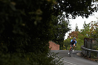 Road Cyclist  , Sunningdale , Berkshire , September 2011 pic copyright Steve Behr / Stockfile