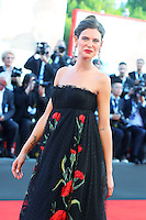 Venice, Italy - August 27: Bianca Balti attends the Opening Ceremony of the 71st Venice Film Festival at Palazzo Del Cinema on August 27, 2014 in Venice, Italy. (Photo by Mark Cape/Inside)<br /> Venezia, Italy - Agosto 27:  Bianca Balti presente alla cerimonia di apertura del 71st Venice Film Festival. al Palazzo del Cinema Agosto 27, 2014 Venezia, Italia. (Photo by Mark Cape/Inside Foto)