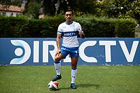 Futbol 2019 UC Presentación Edson Puch