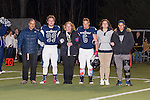 Wethersfield Football Senior Night 2016