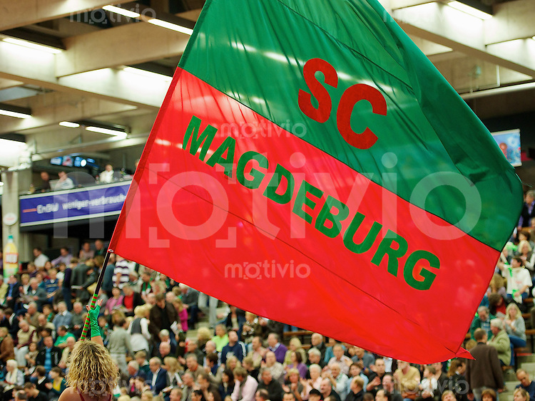 Fahne des SC Magdeburg