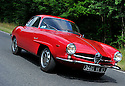 30/06/14 - VICHY - ALLIER - FRANCE - Essais ALFA ROMEO GIULIA SS de 1965 - Photo Jerome CHABANNE