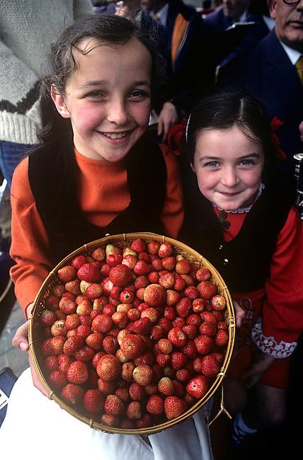 Strawberry Festival, Enniscorthy, Wexford, Ireland