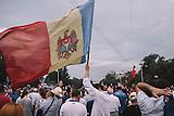Proteste in der Republik Moldau gegen die Unterschlagung einer Milliarde Euro 06.09.2015