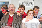 Having fun at the Castleisland Daycare centre family week on Wednesday was l-r: Molly O'Callaghan Currans, Jack O'Callaghan Castleisland, Moss O'Callaghan Currans, Hannah Hickey Currow and Siobhain Brosnan Currow   Copyright Kerry's Eye 2008