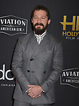 Shia LaBeouf 108 arrives at the 23rd Annual Hollywood Film Awards at The Beverly Hilton Hotel on November 03, 2019 in Beverly Hills, California