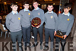 CBS Sports Award evening in The Rose Hotel on Thursday.