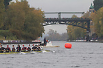 Rowing, Head of the Lake, Regatta, November 5, 2017, Seattle, Washington State, Lake Washington Rowing Club, the University of Washington, Pacific Northwest, USA,