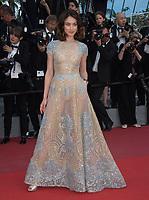 Olga Kurylenko at the premiere for &quot;The Meyerowitz Stories&quot; at the 70th Festival de Cannes, Cannes, France. 21 May  2017<br /> Picture: Paul Smith/Featureflash/SilverHub 0208 004 5359 sales@silverhubmedia.com