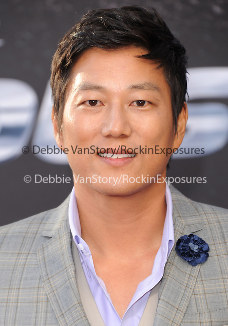 Sung Kang at The Universal Pictures American Premiere of Fast & Furious 6 held at Universal CityWalk in Universal City, California on May 21,2013                                                                   Copyright 2013 Hollywood Press Agency