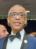 Al Sharpton arrives for the 2016 White House Correspondents Association Annual Dinner at the Washington Hilton Hotel on Saturday, April 30, 2016.<br /> Credit: Ron Sachs / CNP<br /> (RESTRICTION: NO New York or New Jersey Newspapers or newspapers within a 75 mile radius of New York City)
