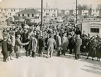 1951 January 17..Assisted Housing..Diggs Town (6-6)..Ground Breaking Ceremony....NEG#.NRHA#503-A