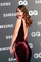 Silvia Marty attends the 2017 'GQ Men of the Year' awards. November 16, 2017. (ALTERPHOTOS/Acero)