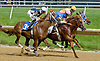 """Window Boy winning The Grover """"Buddy"""" Delp Memorial Stakes at Delaware Park on 5/23/12"""