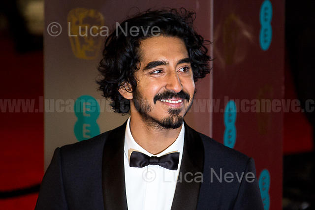 Dev Patel.<br />