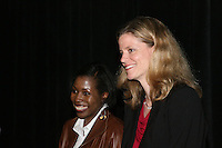 STANFORD, CA - FEBRUARY 6:  Members of the 1990 National Championship team reunite at a reception on February 6, 2010 in Stanford, California.