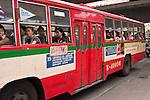 Bangkok, Thailand bus.