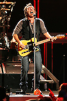 10-30-07 Los Angeles, CA. Bruce Springsteen and the E Street Band perform at the Los Angeles Sports Arena.