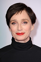 Kristin Scott Thomas at the &quot;Tomb Raider&quot; European premiere at the Vue Leicester Square, London, UK. <br /> 06 March  2018<br /> Picture: Steve Vas/Featureflash/SilverHub 0208 004 5359 sales@silverhubmedia.com