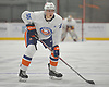 John Schuldt #55 plays during the final scrimmage of New York Islanders Mini Camp at Northwell Health Ice Center in East Meadow on Saturday, June 30, 2018.