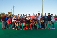 Stanford Field Hockey vs UC Davis, October 28, 2017