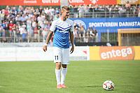 Tobias Kempe (SV 98) - SV Darmstadt 98 vs. SV Sandhausen, Stadion am Boellenfalltor