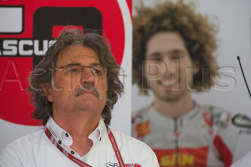 17th March 2018, Losail International Circuit, Lusail, Qatar; Qatar Motorcycle Grand Prix, Saturday qualifying; Paolo Simoncelli