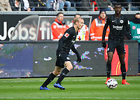 Sebastian Rode (Eintracht Frankfurt) - 19.01.2019: Eintracht Frankfurt vs. SC Freiburg, Commerzbank Arena, 18. Spieltag Bundesliga, DISCLAIMER: DFL regulations prohibit any use of photographs as image sequences and/or quasi-video.