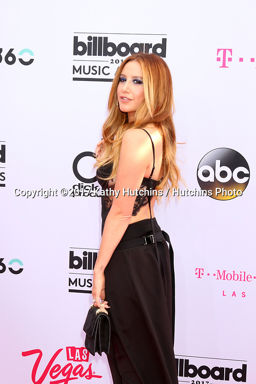 LAS VEGAS - MAY 21:  Ashley Tisdale at the 2017 Billboard Music Awards - Arrivals at the T-Mobile Arena on May 21, 2017 in Las Vegas, NV