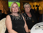 Patricia Smith and Marie Black. at the McBride Pitch and Putt club 30th anniversary celebrations in the Westcourt hotel. Photo:Colin Bell/pressphotos.ie
