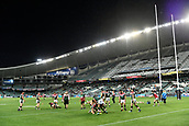 4th November 2017, Sydney Football Stadium, Sydney, Australia; Rugby League World Cup, England versus Lebanon;  Lebanon warm up before kick off