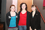 Leanne Digney, Eleanor Kirwan and Bronagh Kieran from Our Ladys Greenhills at the Young Social Innovators Event in The TLT...(Photo credit should read Jenny Matthews/www.newsfile.ie)....This Picture has been sent you under the conditions enclosed by:.Newsfile Ltd..The Studio,.Millmount Abbey,.Drogheda,.Co Meath..Ireland..Tel: +353(0)41-9871240.Fax: +353(0)41-9871260.GSM: +353(0)86-2500958.email: pictures@newsfile.ie.www.newsfile.ie.