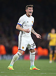 Basel's Taulant Xhaka in action during the Champions League group A match at the Emirates Stadium, London. Picture date September 28th, 2016 Pic David Klein/Sportimage