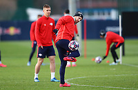 9th March 2020, Red Bull Arena, Leipzig, Germany; RB Leipzig press confefence and training ahead of their Champions League match versus Tottenham Hotspur on 10th March 2020; Emil Forsberg 10, RB Leipzig ,