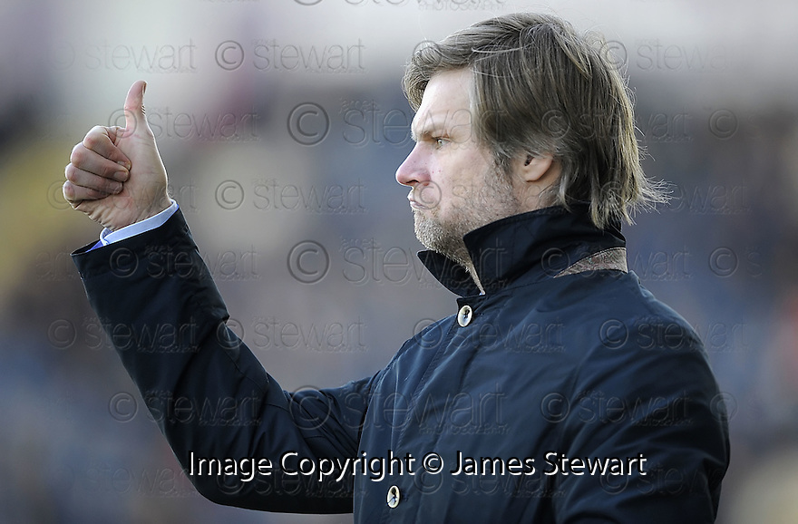 20/02/2010  Copyright  Pic : James Stewart.sct_jspa13_falkirk_v_aberdeen  .::  THUMBS UP FOR FALKIRK MANAGER STEVEN PRESSLEY AS HE WATCHES HIS TEAM BEAT ABERDEEN ::.James Stewart Photography 19 Carronlea Drive, Falkirk. FK2 8DN      Vat Reg No. 607 6932 25.Telephone      : +44 (0)1324 570291 .Mobile              : +44 (0)7721 416997.E-mail  :  jim@jspa.co.uk.If you require further information then contact Jim Stewart on any of the numbers above.........
