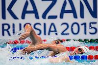 VOGEL Florian GER<br /> 800 Freestyle Men Heats<br /> Swimming - Kazan Arena<br /> Day12 04/08/2015<br /> XVI FINA World Championships Aquatics Swimming<br /> Kazan Tatarstan RUS July 24 - Aug. 9 2015 <br /> Photo A.Masini/Deepbluemedia/Insidefoto