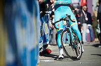 Team Astana ready to race<br /> <br /> 107th Milano-Sanremo 2016