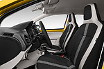 Front seat view of 2017 Volkswagen E-Up - 5 Door Hatchback Front Seat  car photos