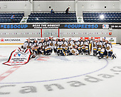 Bridgewater, NS - April 27, 2018 - Game 19 - PAC v WST Gold medal game of the 2018 ESSO Cup at the Lunenburg Community Lifestyle Centre in Bridgewater, Nova Scotia, Canada (Photo: Dennis Pajot/Hockey Canada)