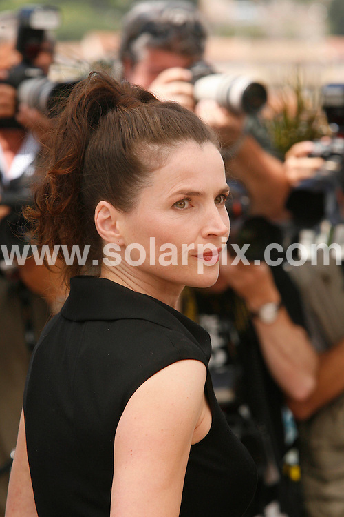 **ALL ROUND PICTURES FROM SOLARPIX.COM**.**SYNDICATION RIGHTS FOR UK, SPAIN, PORTUGAL, AUSTRALIA, S.AFRICA & DUBAI (U.A.E) ONLY**.The 2008 Cannes Film Festival the film Che Photocall at the Palais des Festivals in Cannes in France .This pic:Julia Ormond.JOB REF:6495-PHZ/ Pixplanete        DATE:22_05_08 .**MUST CREDIT SOLARPIX.COM OR DOUBLE FEE WILL BE CHARGED* *UNDER NO CIRCUMSTANCES IS THIS IMAGE TO BE REPRODUCED FOR ANY ONLINE EDITION WITHOUT PRIOR PERMISSION*
