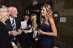 Maya and Edward Manley with Erin Andrews.