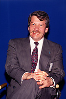 Montreal. CANADA -    File Photo between 1991 and 1995 -<br /> Jean Dore, Montreal Mayor <br /> <br /> File Photo : Agence Quebec Pressse