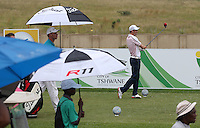 Ross Fisher (ENG) drives from the 5th during Round Three of The Tshwane Open 2014 at the Els (Copperleaf) Golf Club, City of Tshwane, Pretoria, South Africa. Picture:  David Lloyd / www.golffile.ie