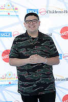 "LOS ANGELES - NOV 18:  Rico Rodriguez at the UCLA Childrens Hospital ""Party on the Pier"" at the Santa Monica Pier on November 18, 2018 in Santa Monica, CA"