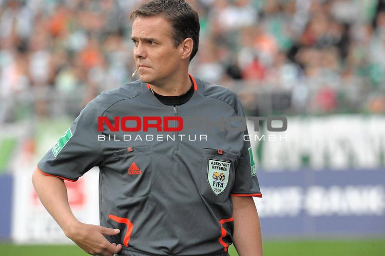 FBL 09/10  07. Spieltag Hinrunde / Weser Stadion<br /> Werder Bremen - Mainz05 3:0<br /> <br /> Christoph Bornhorst <br /> <br /> <br /> Foto &copy; nph ( nordphoto )