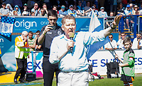 Bill Turnbull during the Sky Bet League 2 match between Wycombe Wanderers and Stevenage at Adams Park, High Wycombe, England on 5 May 2018. Photo by Kevin Prescod.