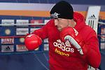 02.12.2014, Schlosshoefe, Oldenburg, WBA-Weltmeisterschaft im Halbschwergewicht  Pawel Glazewski (PL) vs Juergen Braehmer (GER) -  Training, im Bild<br /> Juergen Braehmer (GER) <br /> <br /> Foto © nordphoto / Kokenge